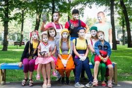 Акторська майстерність для дітей і дорослих