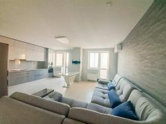 Alekseevka. Selling an apartment in a new building with renovation