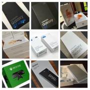 Apple iPhone 6S Plus / Samsung Galaxy S7 Edge / Sony Xperia Z5 P