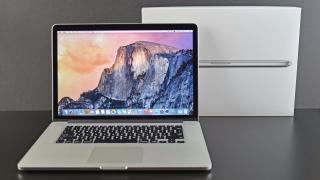 "Apple Macbook Pro MGXC2 15.4"" ноутбук з дисплеєм Retina"