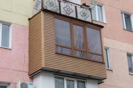 Балкони під ключ дешево