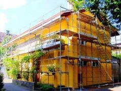 Будівельна компанія «Теплий фасад»