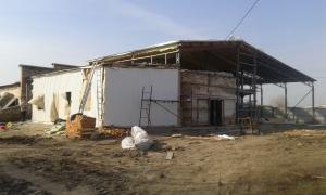 Будівництво Ангарів, Зерносховища, Овочесховища