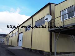 Будівництво складських приміщень, складів під ключ, Україна