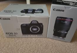 Canon ЕОС 5D Mark IV 30.4 МП камери DSLR