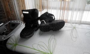 чобітки зимові фінські