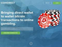 Coindirect. io-платформа для онлайн казино