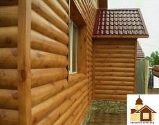 Дерев'яні будинки зі зрубу Купить натуральне житло