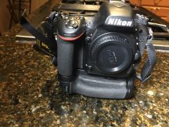 Digital SLR Nikon D750 + AF-S NIKKOR 24-120 m