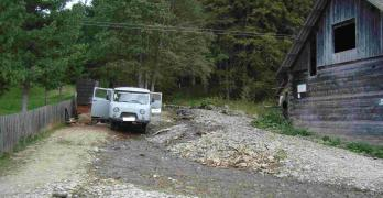 Доставка мінеральної води натуральної з Карпат