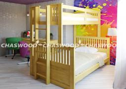 Дитяча двох'ярусна ліжко Кузя
