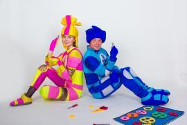 Дитяче свято в Дніпропетровську