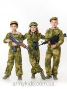 Дитячі військові костюми