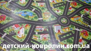 Дитячий ковролін за низькою ціною. Доставка по Україні