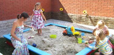 Дитячий садок у Дніпрі