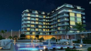 Елітні квартири в споруджуваному комплексі в Каргыджаке