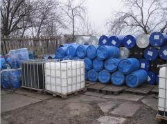 Еврокуб 1000л. Бочки пластикові, металеві