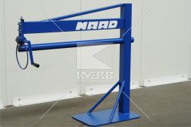 Фальцеосадочный інструмент для затиску фальцевого шва. Maad ZGT 1
