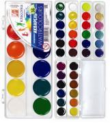 Фарби акварельні Промінь Класика 36 кольорів