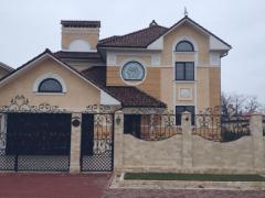 Фасадні роботи Одеса. Ремонт фасадів якісно і недорого