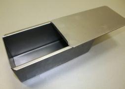 Форми хлібопекарські з листової сталі