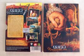 "Game disc PC DVD Game ""Agon: Lost sword"""