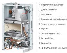 газовий котел Protherm Lynx 24 (РИСЬ)