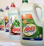 Гель для прання Рідкий пральний порошок Ariel 4,9 л