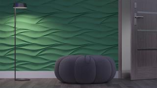 гіпсові 3D панелі та інші вироби з гіпсу