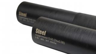 "Глушники ""Steel"" для АК74, АКМ, СВД, ПКМ. Одеса"