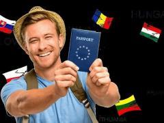 • Громадянство в Євросоюзі і інші Країни (Андора,Канада,Норвежці