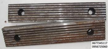 губки лещата верстатні 250мм ,нові , сталеві загартовані , з
