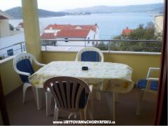 Хорватія 2017. Апартаменти Viktor поруч з морем