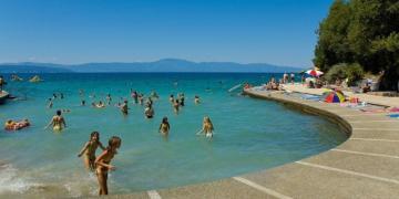 Хорватія. Відпочинок на морі 2017. Villa Cabrajac