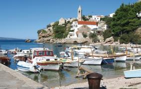 Хорватія. Відпочинок з прекрасним видом на море. Спліт
