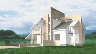 Індивідуальне проектування заміських будинків, котеджів, вілл