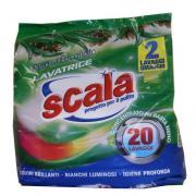 Італійський пральний порошок Scala