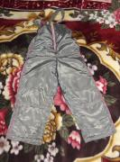 Jumpsuit with jacket winter kids