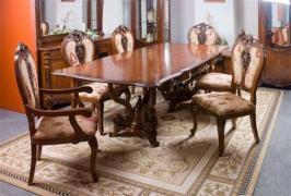Класичні столи і стільці з масиву зі складу в Україні