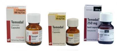 Купуйте Темодал 20, 100 та 250 мг з європейським сервісом