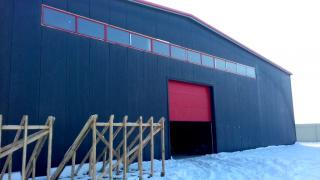 Купити гаражі, ангари, склади. Проектування, виготовлення, монта