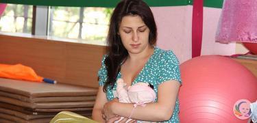 Курси для вагітних в Дніпропетровську
