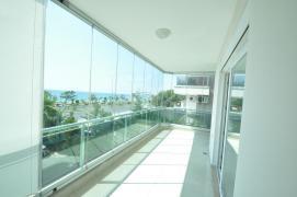 Квартира 2+1 з панорамним видом на море Аланья