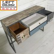 Київ меблі Лофт (Kiev Industrial furniture loft)