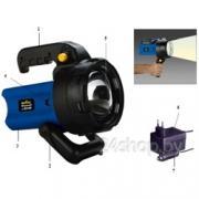 Ліхтар-прожектор галогенний акумуляторний Einhell HL 55-64
