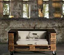 Меблі з піддонів (палет)