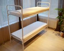 Металева ліжко. Ліжко недорого
