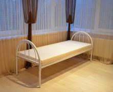 Металева ліжко. Односпальне ліжко. Двоярусні кроват