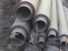 металеві труби