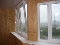 Металопластикові вікна, балкони - будь-якої складності
